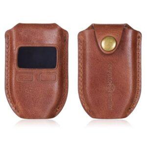 Trezor Leather Case Brown